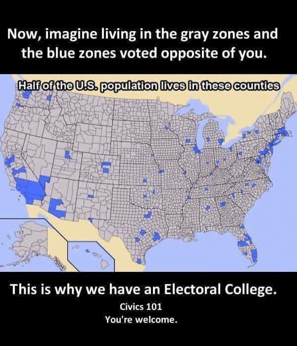Is that really why we have the Electoral College? : CGPGrey2