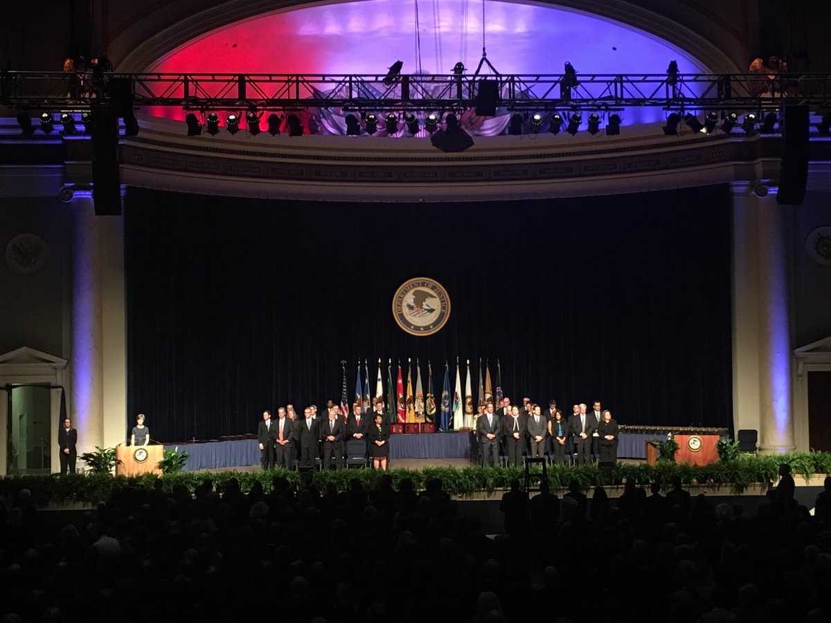 64th Annual Attorney General's Awards