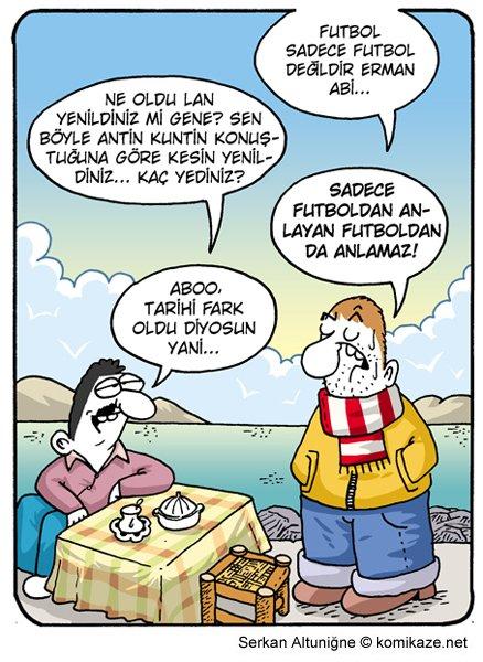 Daily Karikatür On Twitter Futbol Komik Karikatür Mizah