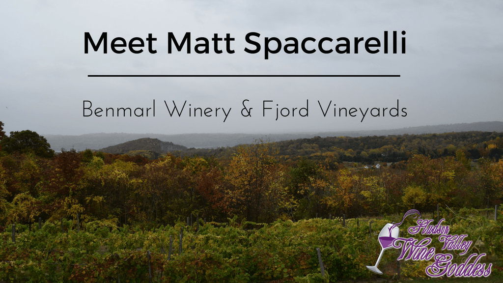 Meet Matt Spaccarelli of Fjord Vineyards  & Benmarl Winery https://t.co/DsQBQ7Bkog https://t.co/08f9DTJAxk