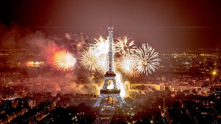 Capodanno Parigi Foto