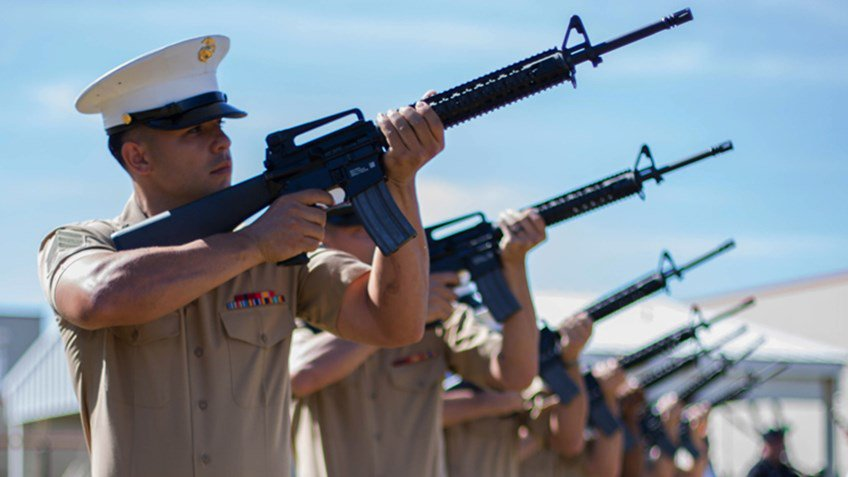 History of U.S. Military #Gun Salutes — https://t.co/MOxwRCbmGF — #guns #firearms #rifles #VeteransDay https://t.co/jFllnmadUs