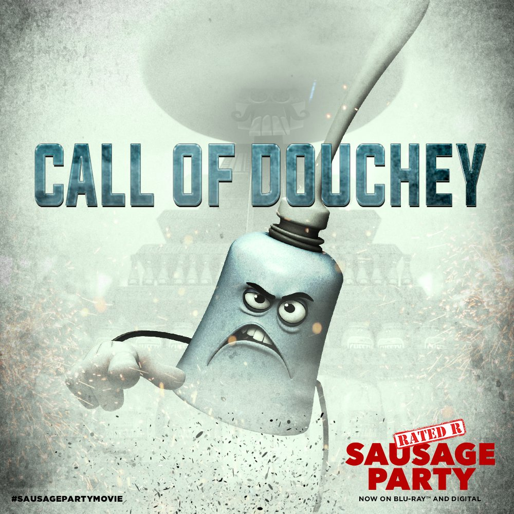 """Sausage Party Movie On Twitter: """"Stick A Fork In It. We're"""