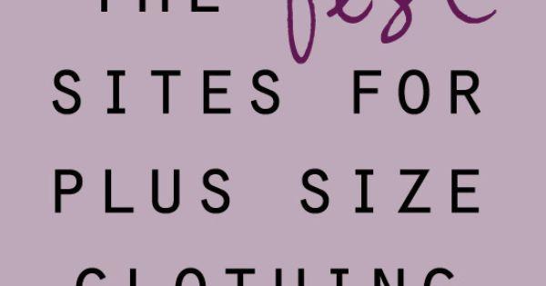 Sites for plus size ladies