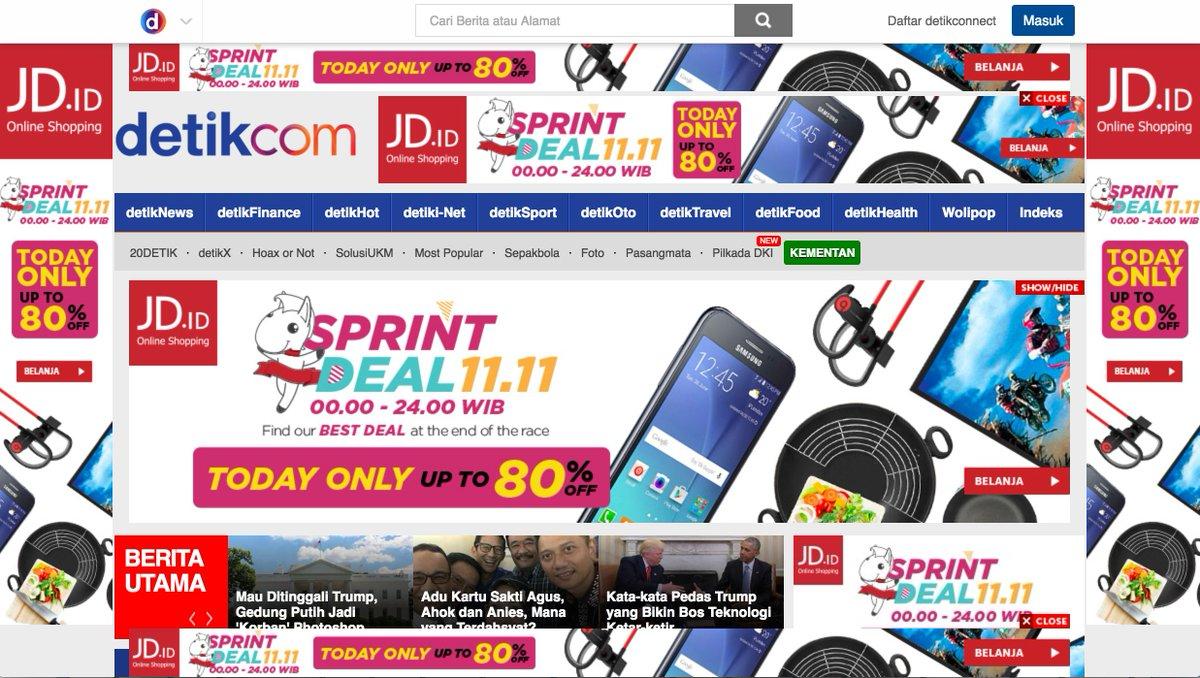 Please @kumparan @BeritagarID @TirtoID jangan jadi portal iklan berbungkus berita seperti @detikcom ya. https://t.co/gZfP4RcWgL