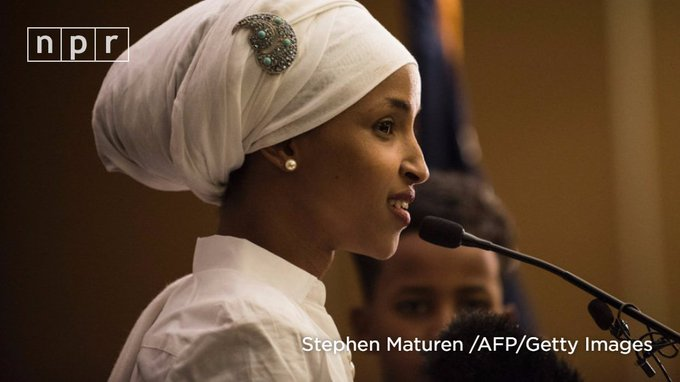 She's a former refugee, a Muslim, a mom of three and now, the first Somali-American lawmaker in the United States https://t.co/kjgezTqg3S