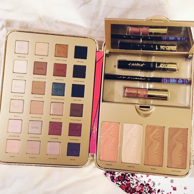 Check out this INSANE beauty from tartecosmetics bbloggers makeup beauty