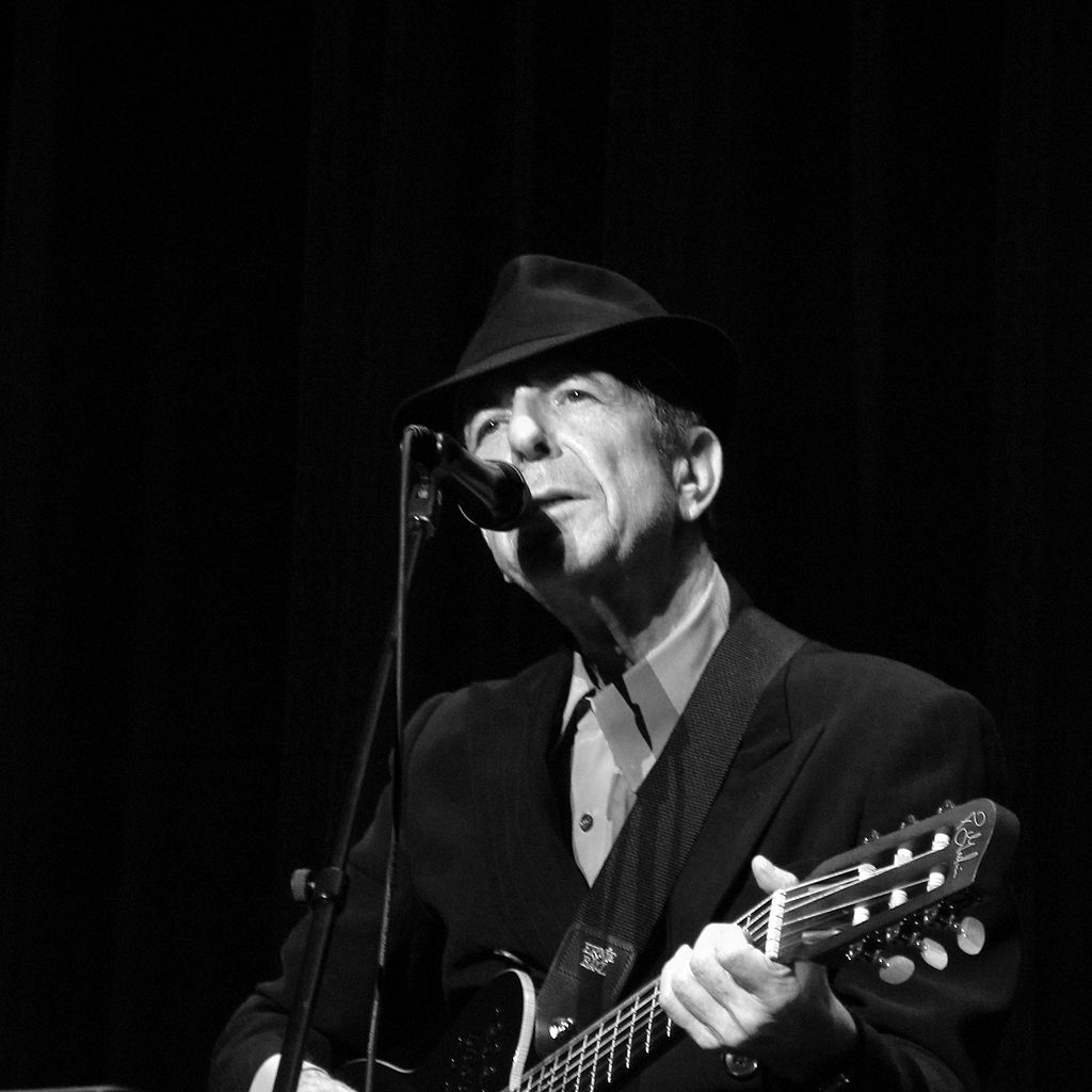 """""""There is a crack in everything, that's how the light gets in."""" —Leonard Cohen (1934-2016) https://t.co/kDbWsMMkG3 https://t.co/4hznJLlPFI"""