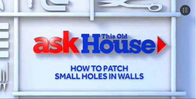 How to Patch Small Holes in Walls homedecor home diy