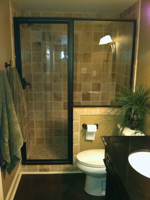 3 Secret Tips To Make your Small Bathroom Look Bigger homedecor home diy bathroom