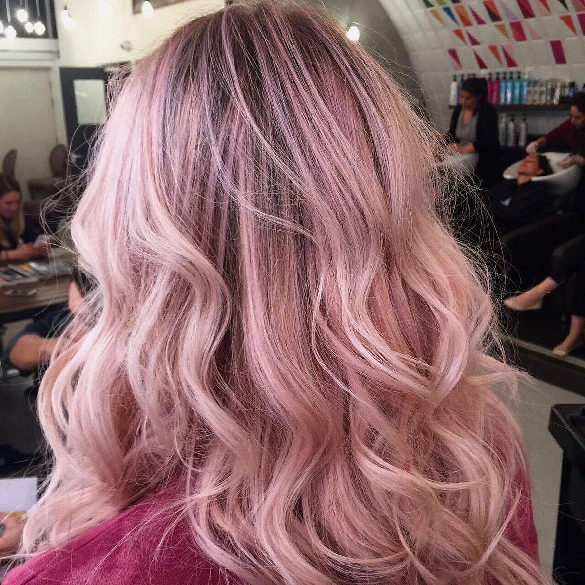 Live True London On Twitter True Colour Pastel Pink Balayage By Orlando At Clapham Livetruelondon Pink Pinkhair Pinkhairdontcare Fashioncolour Haircolour Hair Https T Co Hxgh5bn1ut