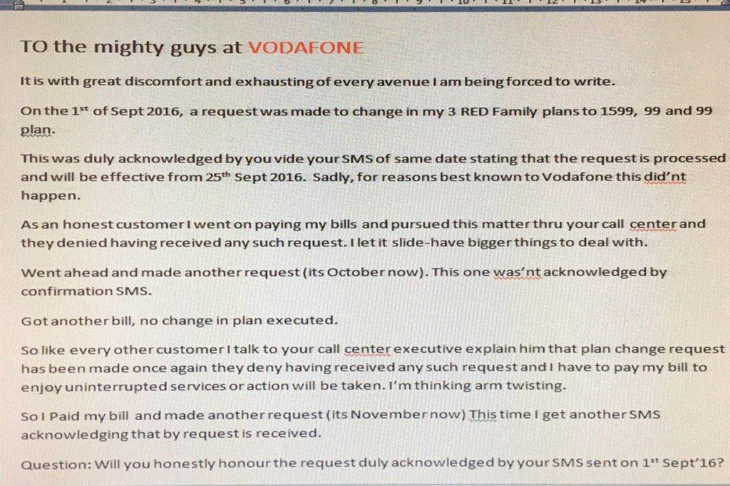 Vodafone on Twitter: