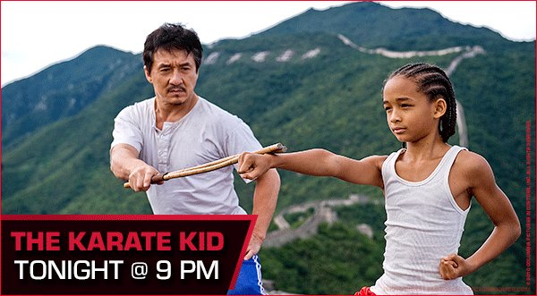 Karate Kid Stream