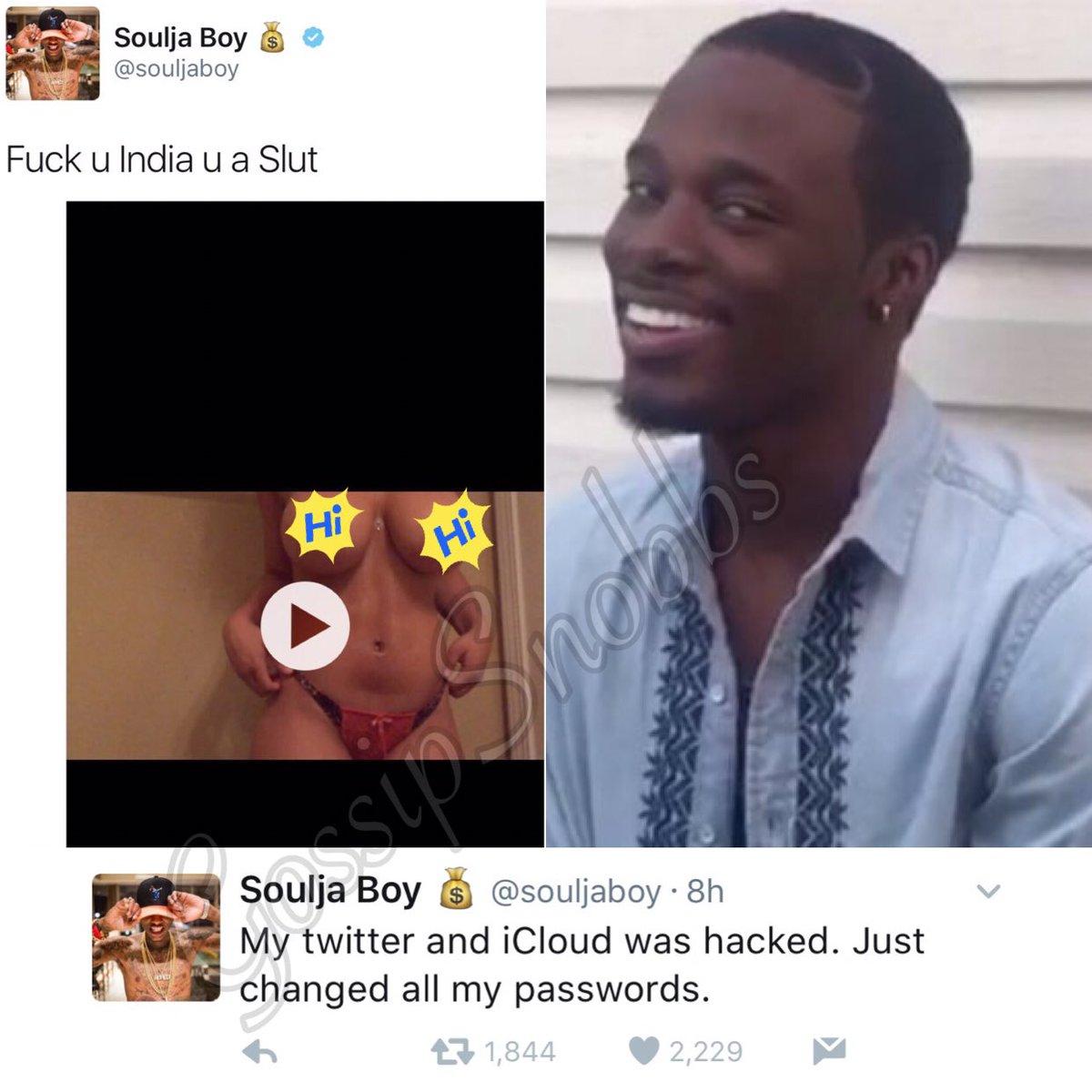 India Love Soulja Boy