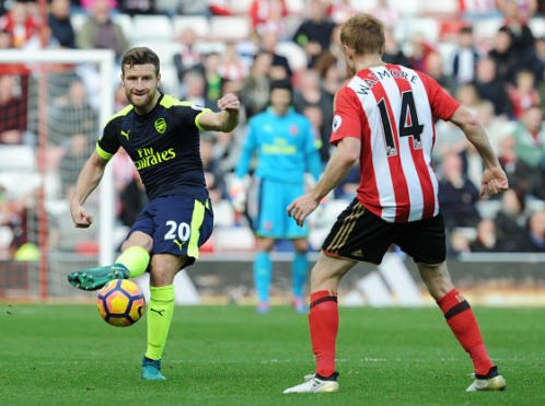 'That was so poor from him' – Fans react to Arsenal star's performance on Saturday