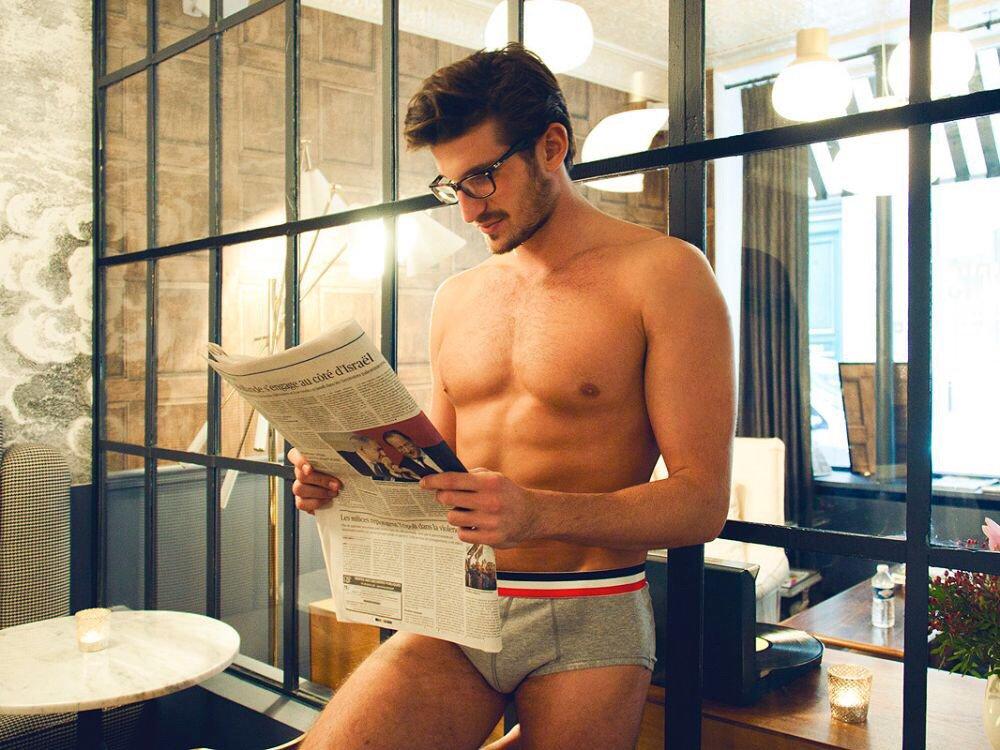 Thumbnail for French underwear retailer Le Slip Français goes global