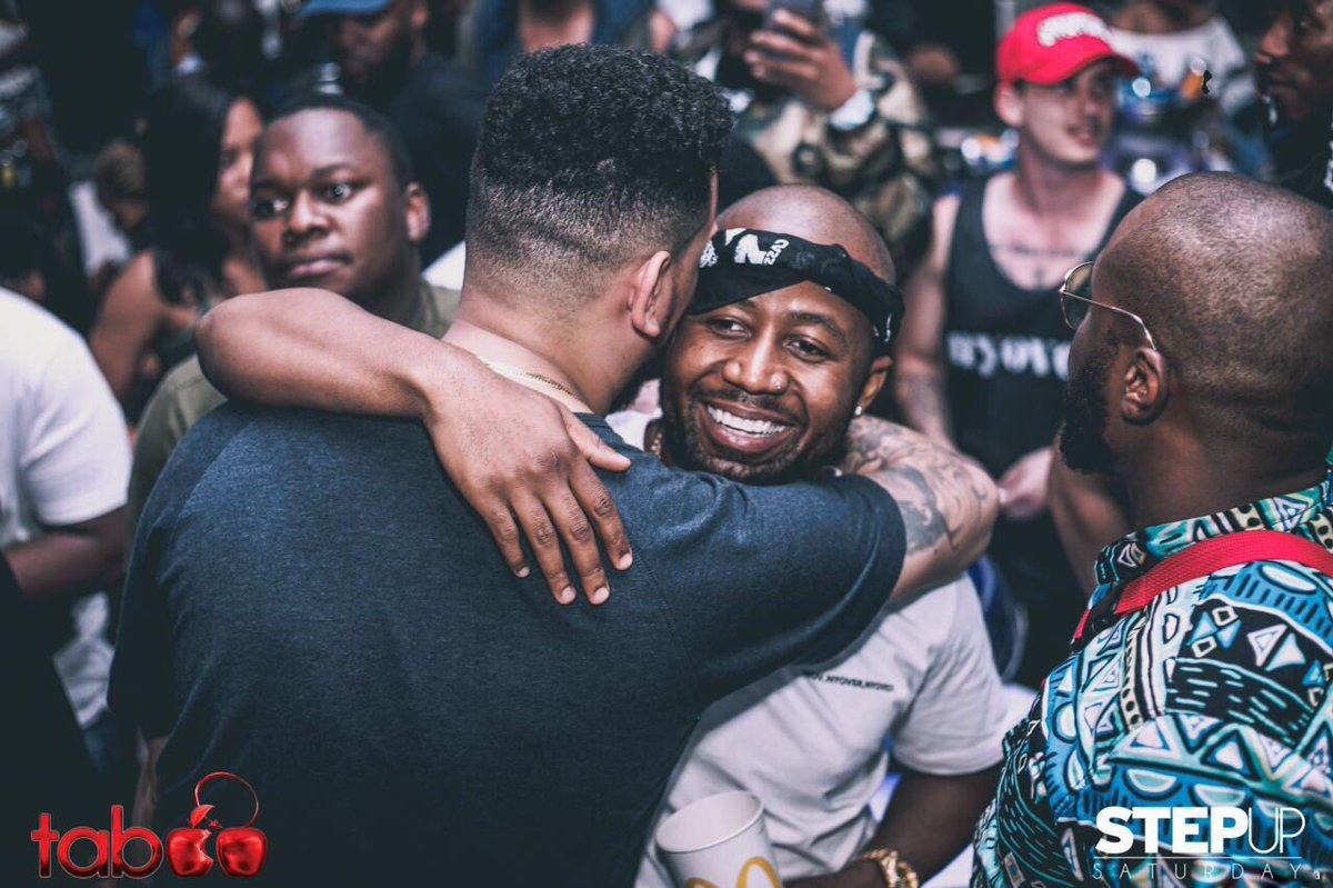 .. @CassperNyovest @akaworldwide THE WAY I LOVE YOU GUYS RIGHT NOW!!