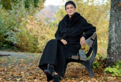 Hot sarah wagenknecht Sahra Wagenknecht