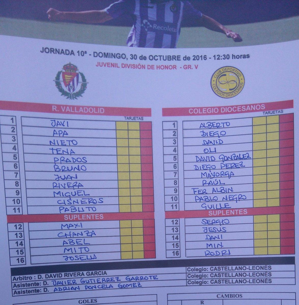 Real Valladolid Juvenil A - Temporada 2016/17 - División de Honor Grupo V - Página 7 CwAyQx4WAAAbspY
