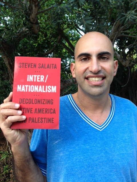 Steven Salaita On Twitter I Hope The Damn Thing Is More Pleasant