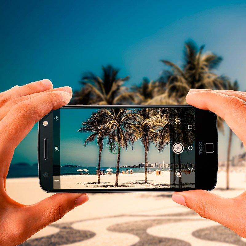 Fotos maravilhosas na praia? Temos! Com um novo smartphone você faz cliques, pra deixar todo mundo babando nos registros da sua viagem! https://t.co/bH674FQSBm