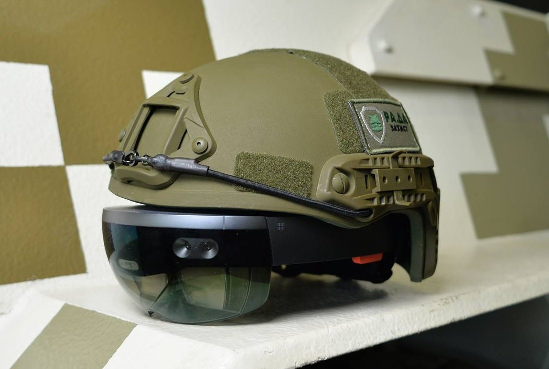 HoloLens gets more battlefield use by Ukranian military