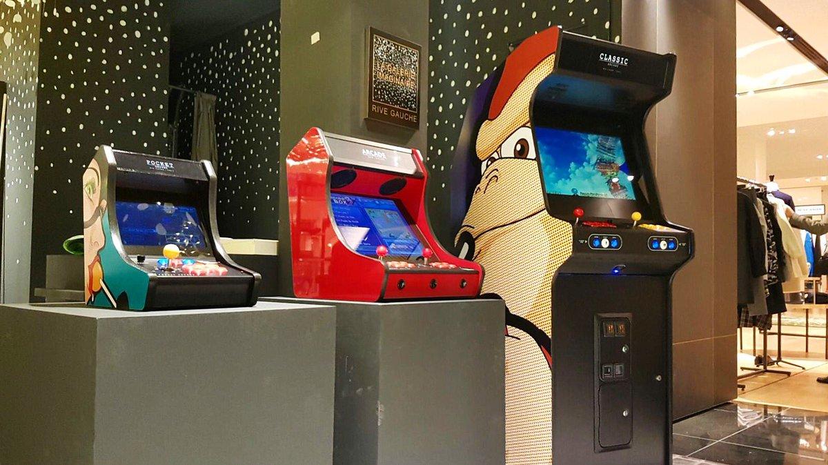 neo legend store on twitter nouvelle collection disponible lebonmarche pocket arcade. Black Bedroom Furniture Sets. Home Design Ideas