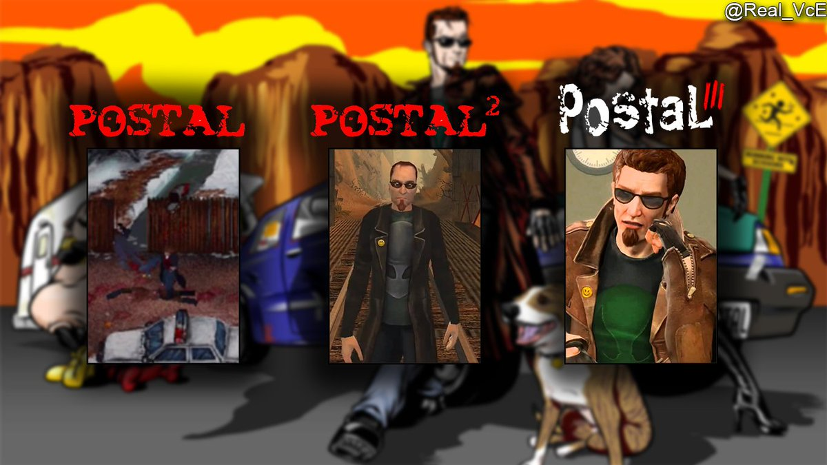 postal dude postal 2