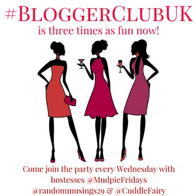BloggerClubUk is live and we'd love to see you joining us! bbloggers