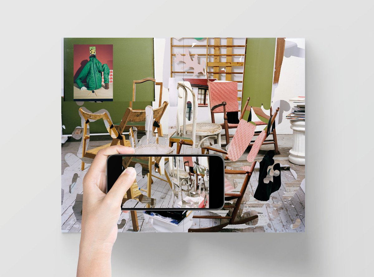 The world's first augmented reality photobook