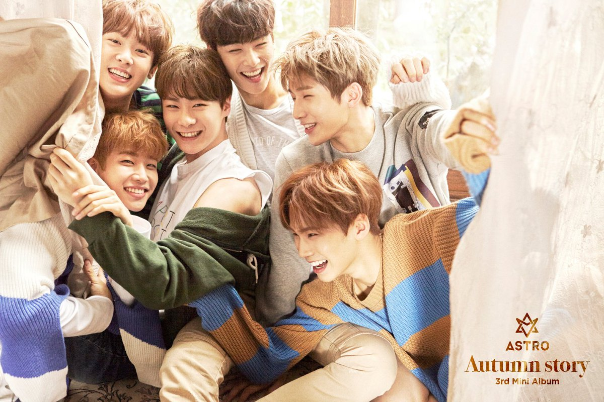 "ASTRO >> mini-álbum ""Autumn Story"" CwBdNHOUEAEgXZQ"