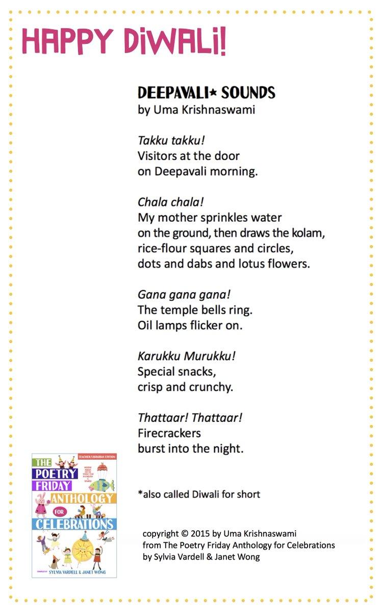 Pomelo Books On Twitter Happy Diwali Share This Poem Deepavali