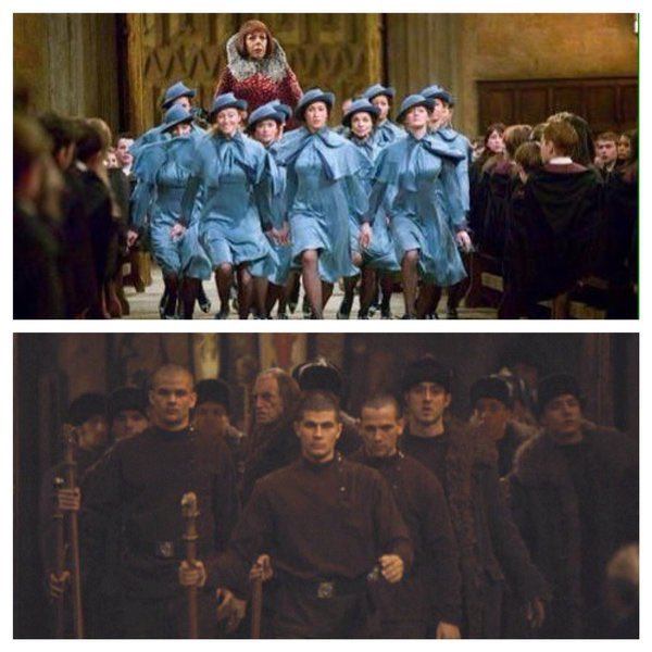 Harry Potter Universe On Twitter October 30 1994 The Delegations From The Beauxbatons Academy Of Magic And The Durmstrang Institute Arrive At Hogwarts Https T Co Ilorcimldg Remove the custom ad blocker rule(s) and the page will load as expected. harry potter universe on twitter
