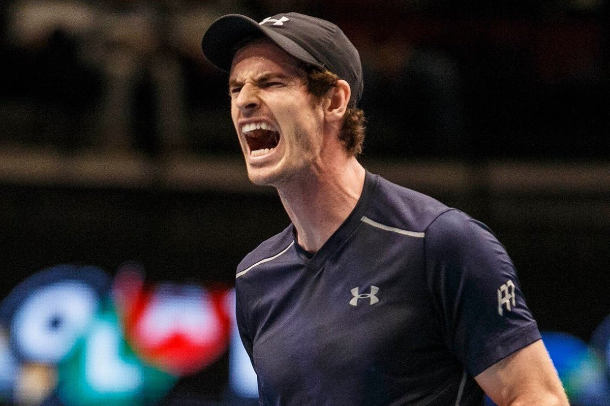 Andy murray twitter - Andy Murray And Atp World Tour