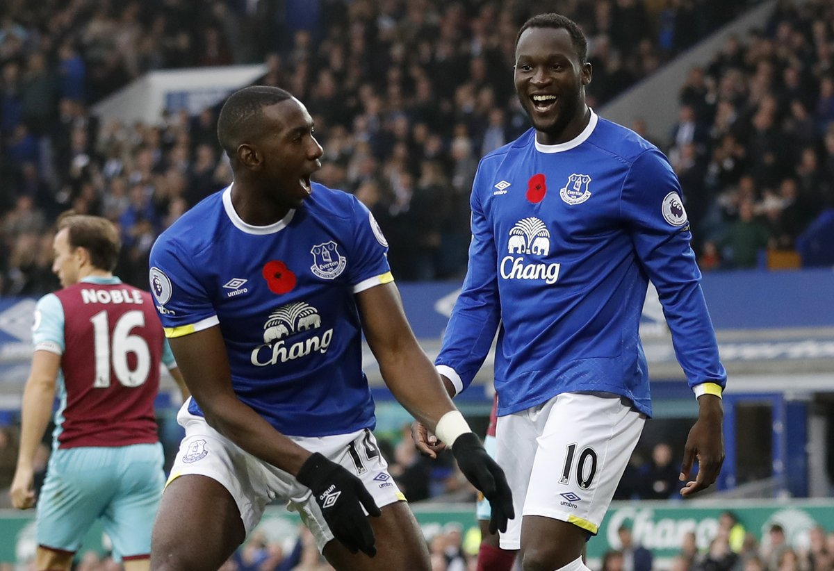 Video: Everton vs West Ham United