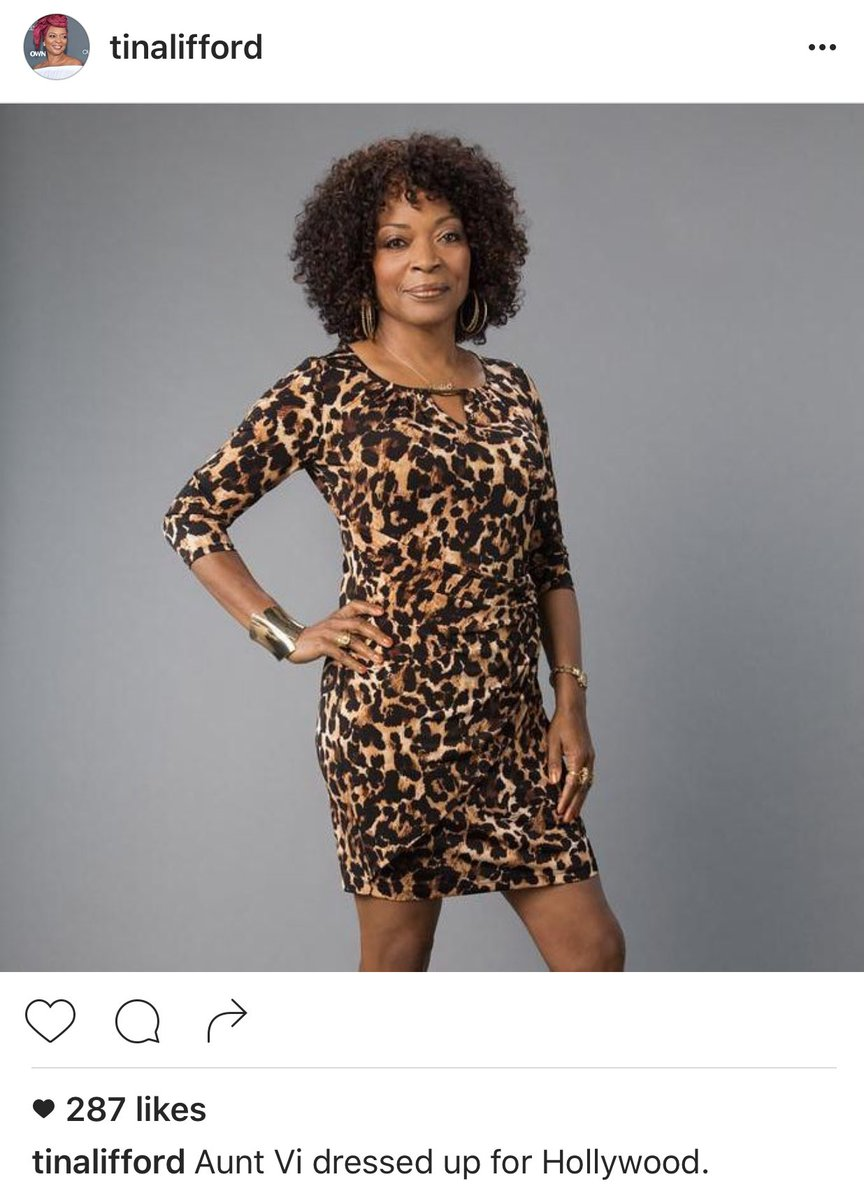 tina lifford instagram