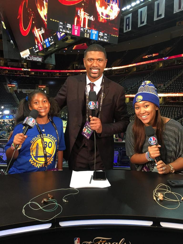Jalen Rose Daughter Mariah