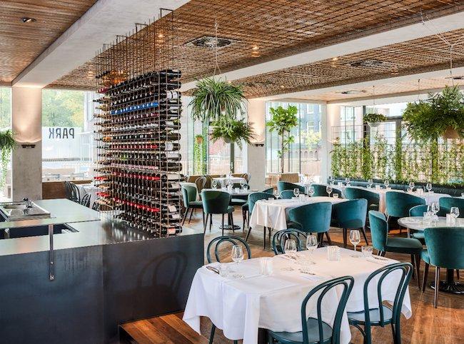 Nu geopend: café-restaurant PARK aan het Oosterpark @HotelArena @Amsterdam_nws @Typhoon_PR https://t.co/mYp7qaBfaj