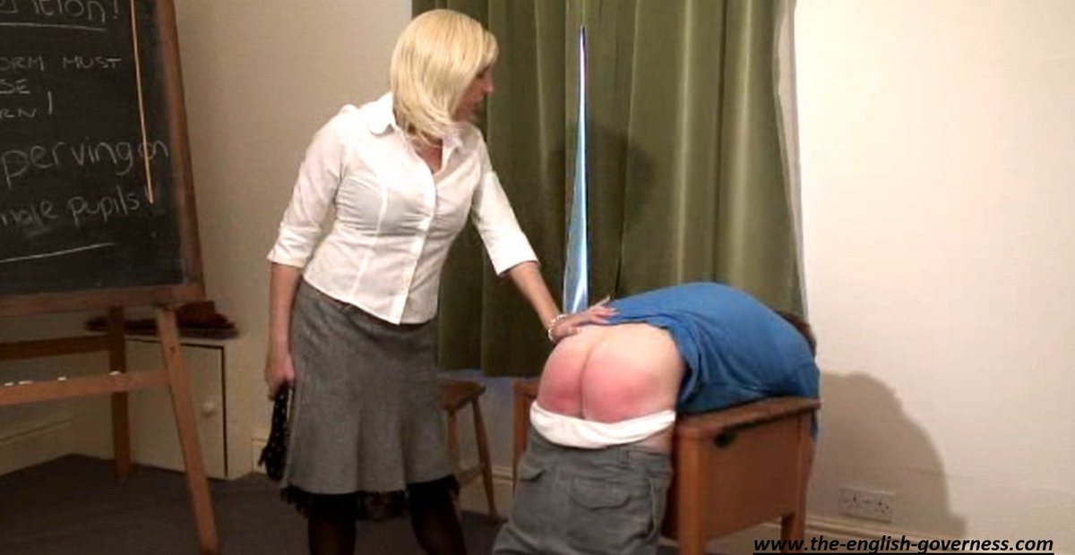 Spanked in crotchless pantyhose