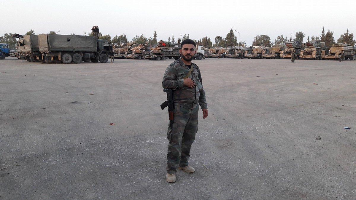 Syrian Civil War: News #10 - Page 7 CwCH7osXYAEDn0m