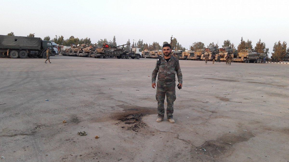 Syrian Civil War: News #10 - Page 7 CwCH9v7WIAEoYyj