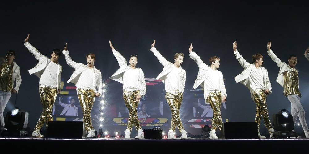 #2PM perform in front of more than 100,000 fans in Japan for their Tokyo Dome concert https://t.co/Wnoxz3UKV9 https://t.co/xRYADeUSWp