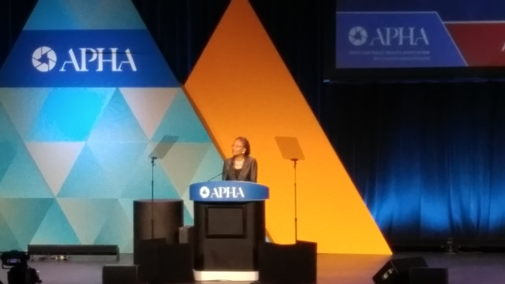 Thumbnail for APHA 2016: Creating the healthiest nation beyond Denver