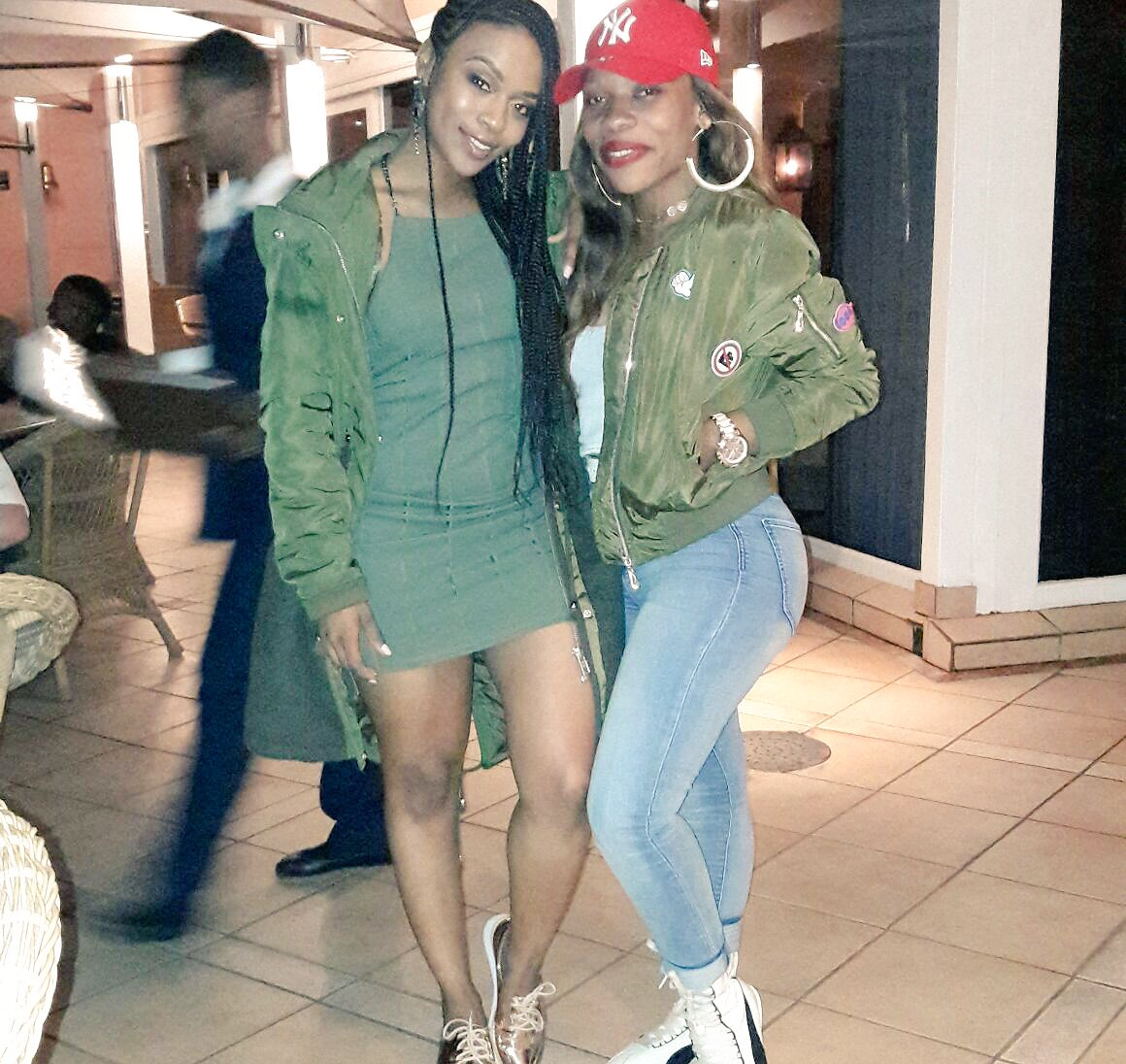 Nomzamo Mbatha On Twitter Funniest Human Being My Mothers Child Big Sis Tco