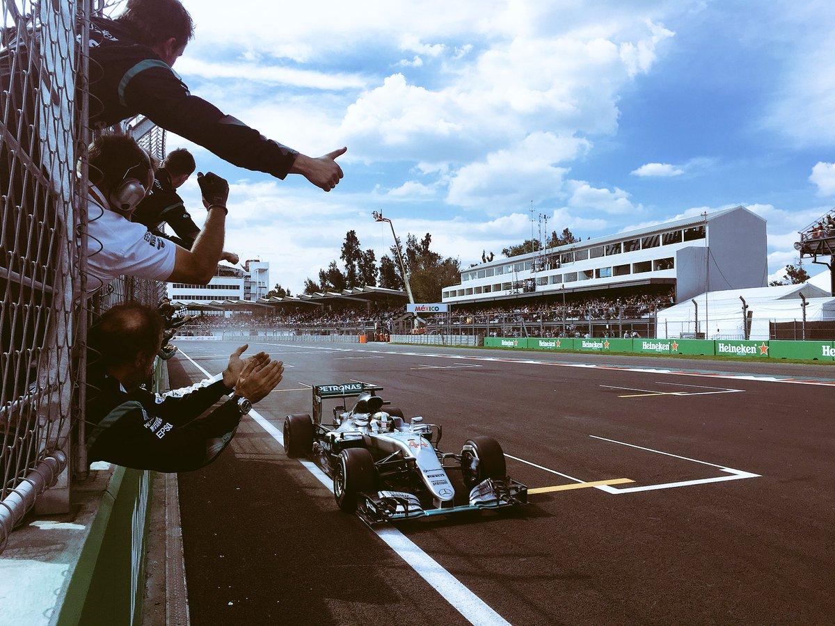 Lewis Hamilton a fait le travail