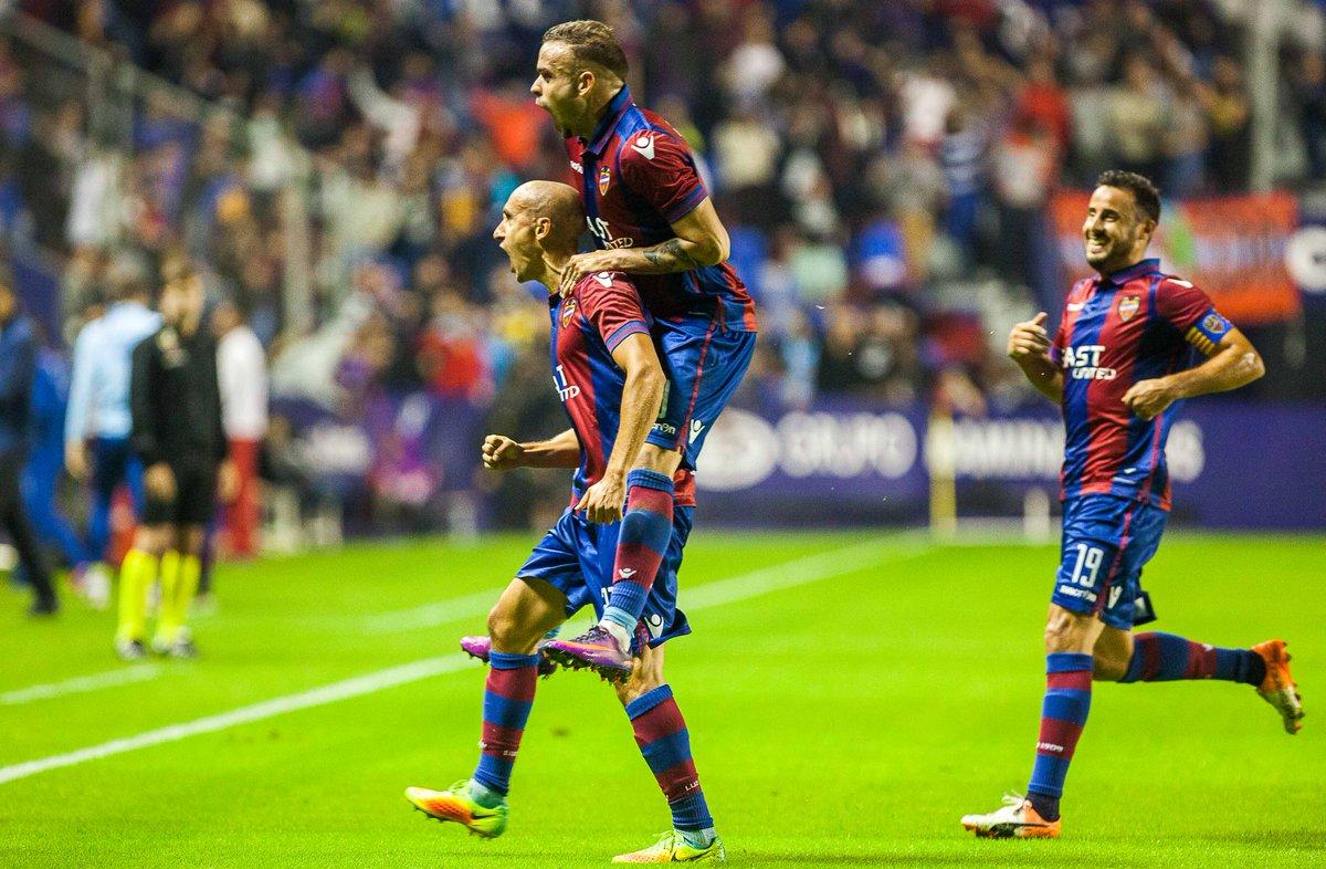 El Levante amplia su ventaja a pesar de empatar en casa con el Getafe.
