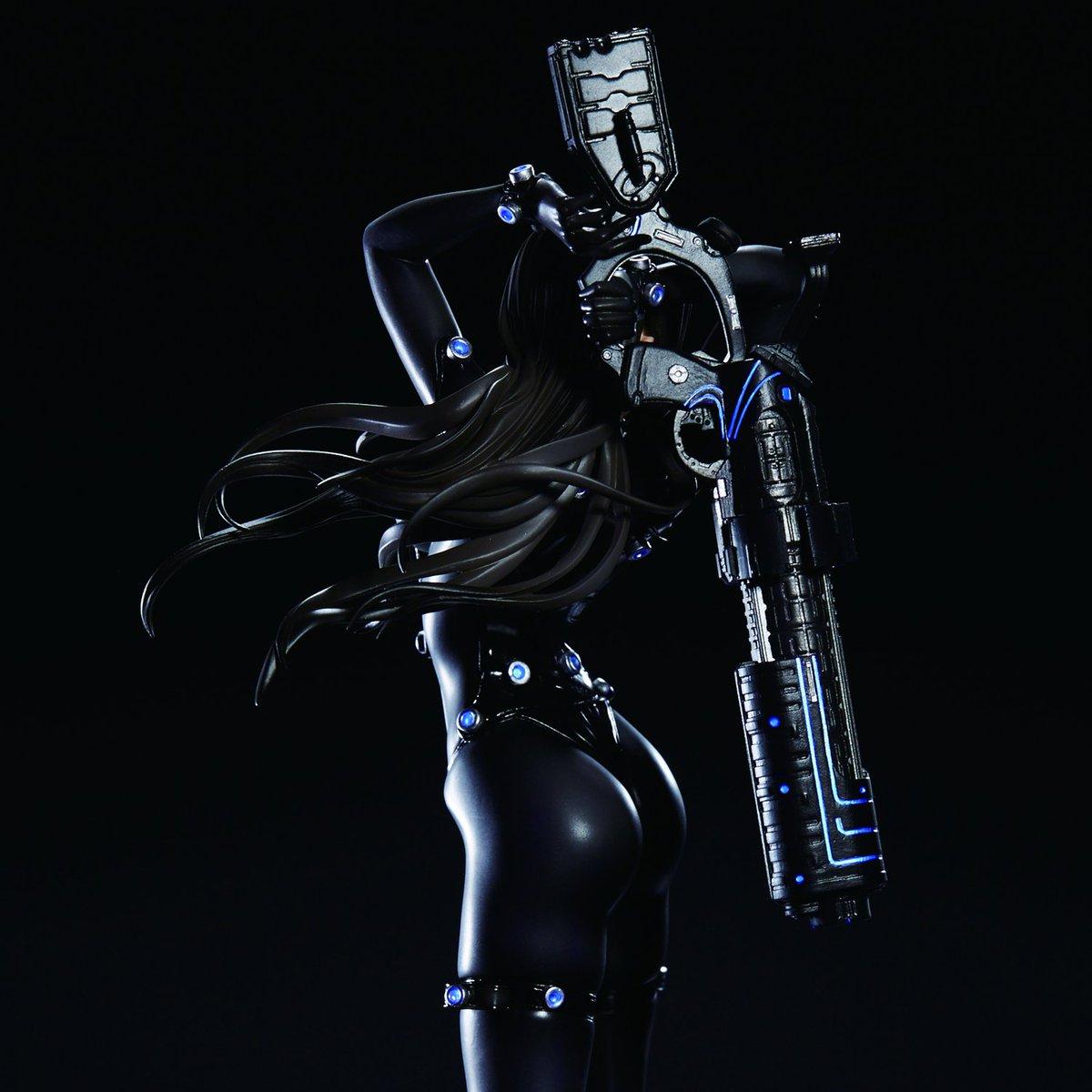 ユニオンクリエイティブ公式 على تويتر 新商品 Hdge Technical Statue No 15 Gantz O レイカ Xショットガンver 本日11 00よりまもなくご案内開始です T Co rlfwkrte Gantz O