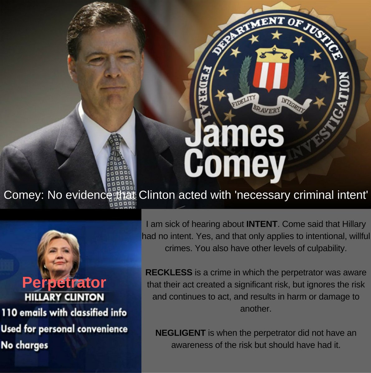 Image result for cartoons fbi director james comey letters and hillary clinton