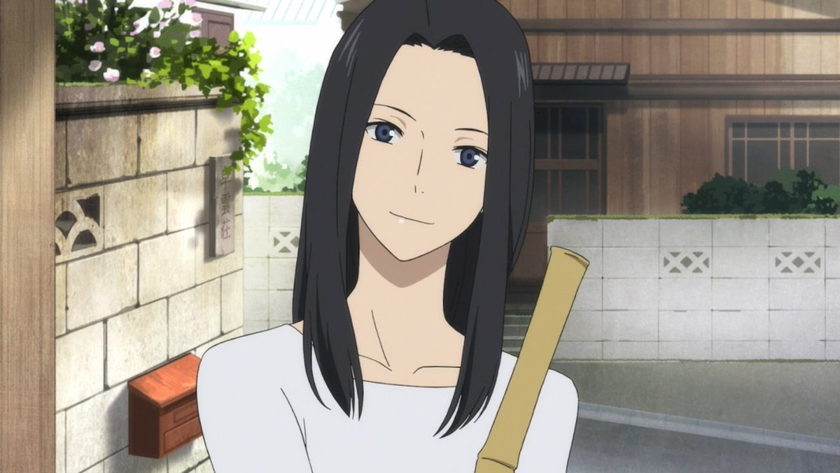 "Orb on Twitter: ""Fune wo Amu ep.3. Ah. Kaguya really is cute as a ..."