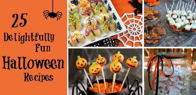 25 Fun, festive and spooky .